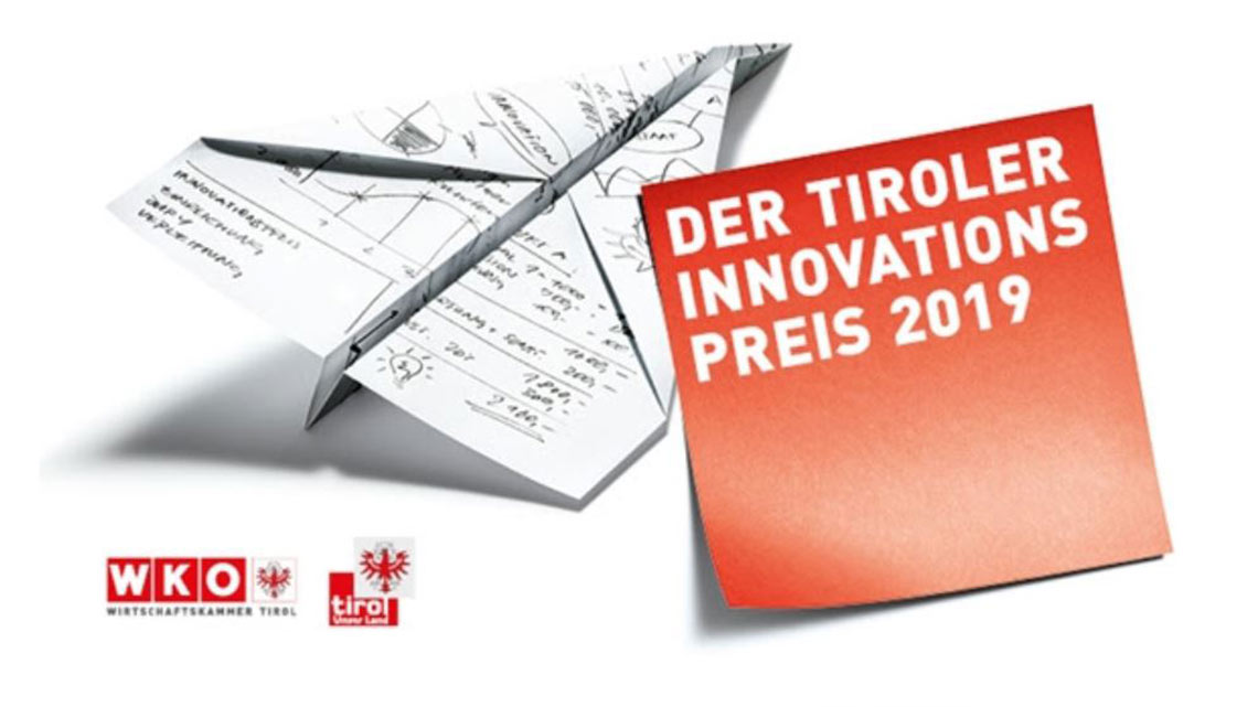 Der Tiroler Innovationspreis 2019
