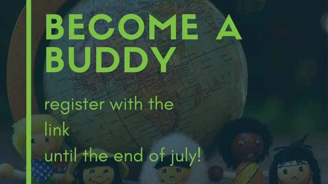 Become a Buddy!