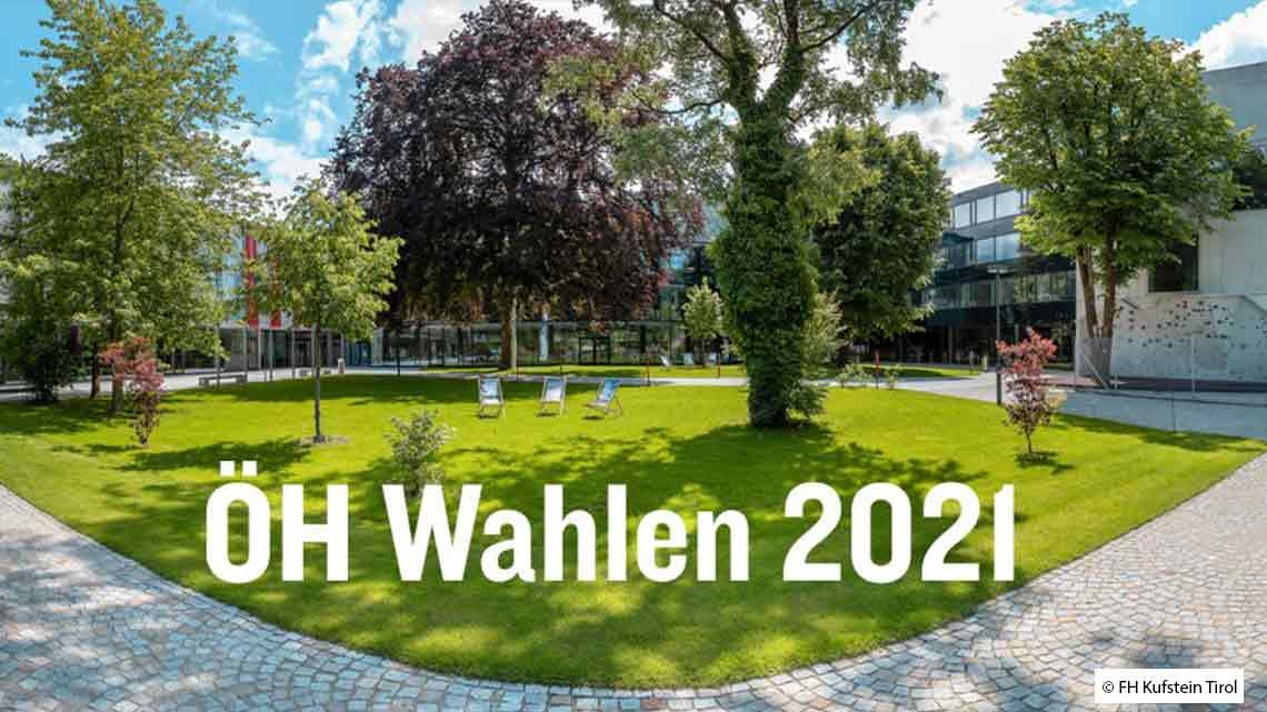ÖH WAHLEN 2021