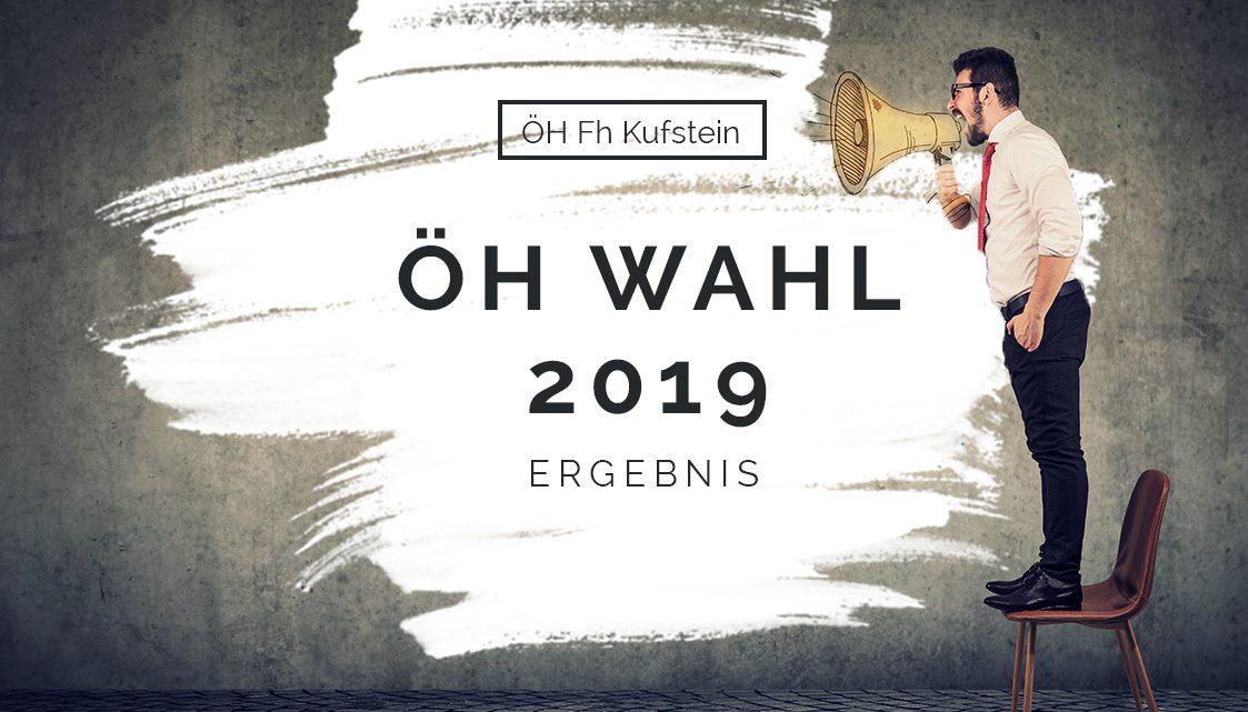 Erfolgreiche ÖH Wahlen in Kufstein