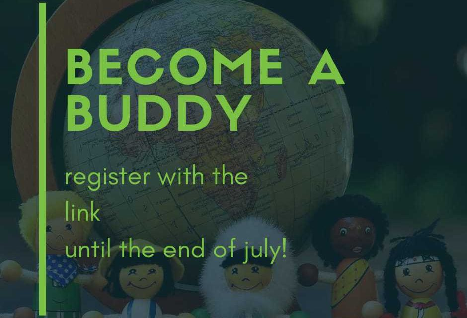 Become a Buddy!